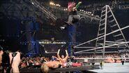 Jeff Hardy ladder match Edge