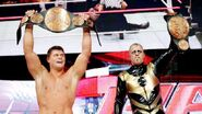 Cody-Rhodes and Goldust wins