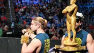 Fandango and Tyler Breeze with Memorial Battle Royal
