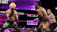 Enzo Amore battles Cedric Alexander