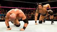 Roman showed flashes of his future during his time in NXT