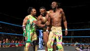 The-New-Day lost
