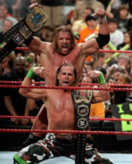 DX Tag Team and World Tag Team Championship