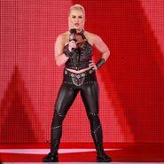 Dana Brooke soon interrupts Ronda Rousey