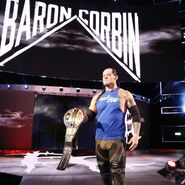 United States Champion Baron-Corbin looks to prove his dominance