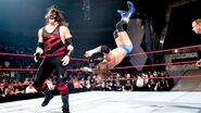 Kane toss up Triple-H