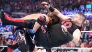 Styles battling Owens