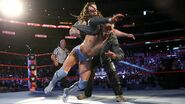 Wyatt attacked Balor