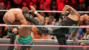 Gallows helped Anderson off from Jordan