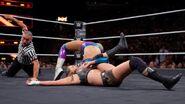 Peyton Royce pins Sarah Logan