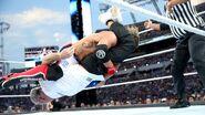 AJ-Styles Style Clash on Shane-McMahon