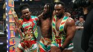 NewDay being defeated
