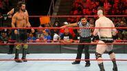 Rollins Ambrose Sheamus