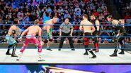 AJ Styles Baron Corbin Dolph Ziggler John Cena Kevin Owens and Sami Zayn Six-Pack Challenges