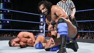 Jinder Mahal and Bobby Roode