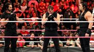 Rollins proud to be back with his brothers and say The Shield is back