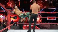 Matt-Hardy kick back Curtis Axel