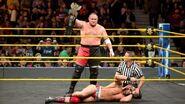 Samoa Joe defeated Tye Dillinger