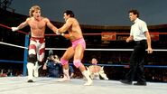 Martel Shawn-Michaels at SummerSlam