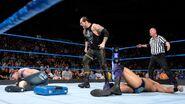 Corbin interrupt Mahal and Cena