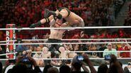 Brock F-5 to Orton