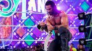 Seth Rollins the new Intercontinental Champion