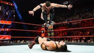 Balor stomps onto Dallas