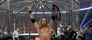 Edge win the World-Champion