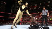 Goldust fighting Truth