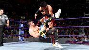 Perkins kicks back at Tozawa