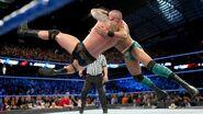 Orton RKO to Jinder