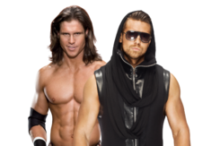 JohnMorrison And TheMiz pro
