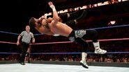 Roode deliver a neckbreaker