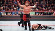 Samoa-Joe destoryed Sami-Zayn