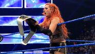 Becky-Lynch as Womens-Champion