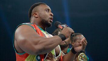 Big E Raw