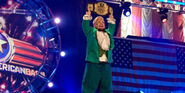 Hornswoggle final cruiserweight champion