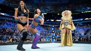 Peyton and Billie admit Charlotte's match was good but not Iconic