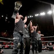 Akam and Rezar as NXT Tag Team Champion