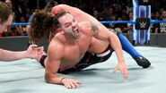 Dillinger tapped out to Styles