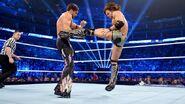 Gabriel kick to Fandango