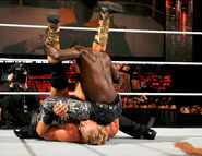 R-Truth pinned Swagger