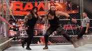 Strowman grabbed Reigns