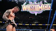 Randy Orton becoming the new United States Champion