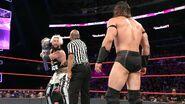 Amore stoled Neville Cruiserweight Champion