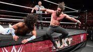 Elias kneeing No-Way Jose