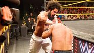 No Way Jose beating Austin Aries