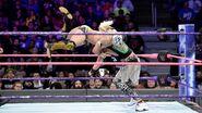Kalisto put Enzo in the DDT