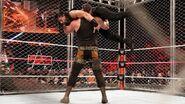 Strowman lift Reigns