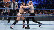 Daniel Bryan fights Aiden English